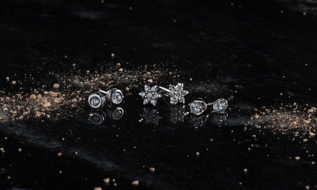 Fabricante de joyería Cordoba, Colección de diamantes