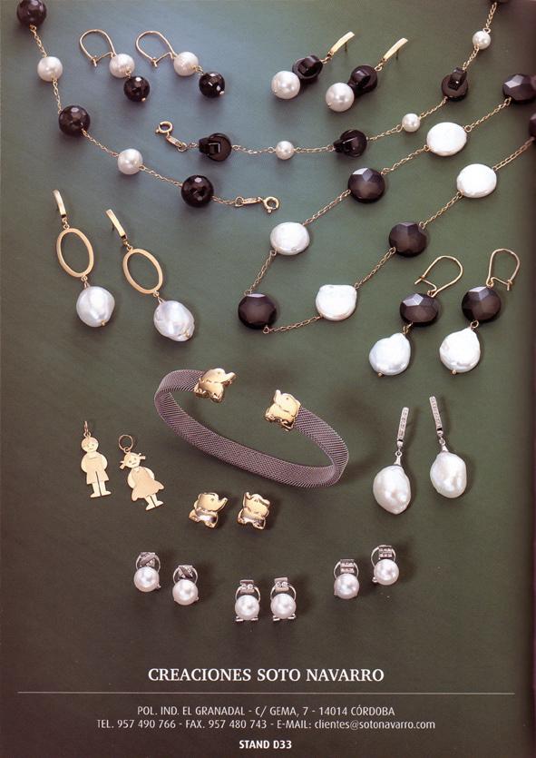 Fabricante de joyería Cordoba, Feria de joyería