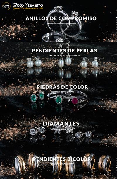 Fabricante de joyería en Córdoba, piezas cien por cien Cordobesas.