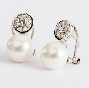 Observa si las perlas son exactamente iguales